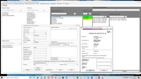 amélioration de la gestion des ordres de services du suivi de chantier Gescant mac et pc 16.15