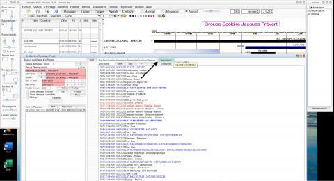 importation des tâches d'un planning pro mac et pc existant depuis Microsoft Excel