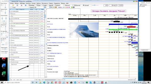 liste taches planning pro chantier et autres mac et pc 15.13