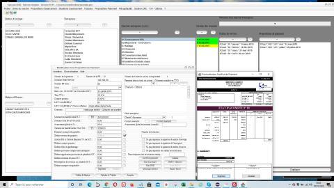 amélioration de la gestion des situations de paiement du logiciel de suivi de chantier gescant pour mac et pc 16.15