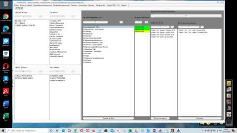 logiciel de suivi de chantier et de facturation gescant mac et pc 16.16