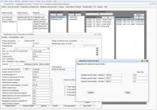 nouvelle gestion simultanée de 3 tva dans la gestion et facturation des honoraires pour Architecte et Bureaux d'Etudes Gescant pour mac et pc windows V14.03