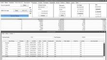 nouvelle version de la gestion des temps passés Séquora V13.04
