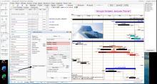 ajout d'entreprises pur les affectations de tâches des plannings pro mac et pc faberplan