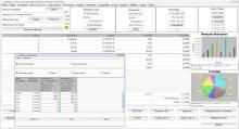 amélioration de la gestion des avancements du logiciel de facturation des honoraires de Maîtrise d'Oeuvre Médicis pour Mac et PC v22.22