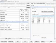 amélioration de la gestion de la répartition par phase des paiements par co+traitant