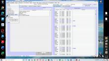 export des opérations/clients de la gestion temps passés et du pointage des heures sequora 16.06