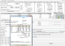 amélioration du modèle 4 de facture dans la gestion des honoraires pour architectes Médicis mac et pc