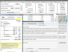 amélioration du modèle 12 de facture pour agence d'architecture et bureau d'études