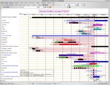 mise à jour du logiciel de planning Faberplan 12.13 pour Mac OS X et PC Windows