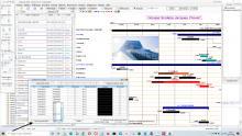 gestion des congés et jours fériés planning pro Faberplan mac et pc 15.13