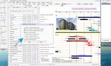 Gestion des lots du logiciel de planning Faberplan Mac et PC v16.05
