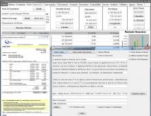 nouvelle version de la facturation des honoraires de Maîtrise d'Oeuvre Médicis pour Mac et PC