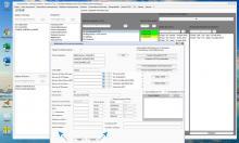 Nouvelle gestion Permis de Construire, Coordinateur SPS, Contrôleur, Parcelle Cadastre, dans les lots du logiciel de suivi de chantier Gescant pour Mac et PC v17.13