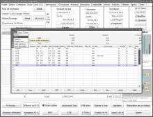 import export des structures de mission de Maîtrise d'Oeuvre Médicis pour Mac OS X et PC Windows