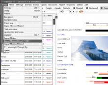 importation de plannings existants dans le logiciel de planning mac et pc Faberplan