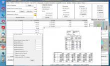 Amélioration des impressions en mode paysage dans le logiciel de proposition d'honoraires de Maîtrise d'Oeuvre Médicis 23.12