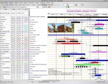 nouvelle version 12.07 du logiciel de planning Faberplan pour Mac OS X et PC Windows