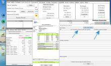 Amélioration du modèle 10 de facture dans le logiciel de facturation des honoraires de Maîtrise d'Oeuvre Médicis v23.15