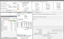 Amélioration du modèle 3 de facture phases seules du logiciel de facturation des honoraires de maîtrise d'oeuvre Médicis 23.10