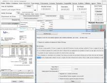 amélioration du modèle 4 de facture de la gestion des honoraires de maîtrise d'oeuvre Médicis pour mac et pc