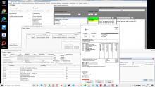 nouveau modèle de facture du suivi de chantier et de facturation Gescant Mac et PC 17.02