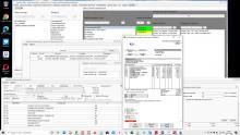 nouveau modèle de situation d'avancement du suivi de chantier et de facturation Gescant Mac et PC 17.02