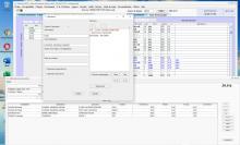 Amélioration de la gestion des opérations/clients dans le logiciel de Pointage des Heures et de Suivi des Coût Séquora Mac et PC v17.03
