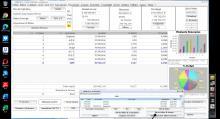 Nouveau bouton d'ouverture d'affaire et des factures dans le logiciel de Maîtrise d'Oeuvre Médicis 23.04