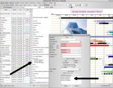 nouvelle version du logiciel de planning Faberplan V13.03 pour mac et pc