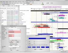 version 2018 du logiciel de planning Faberplan V13.01 pour mac et pc