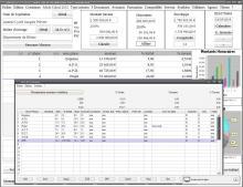 structure de mission dans la gestion des honoraires de Maîtrise d'oeuvre Médicis pour Mac et PC